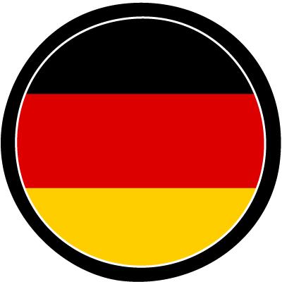 Wheel-Flag: Der schwarz-rot-goldene Radkappenüberzug zur EM